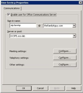 configure_tel_settings