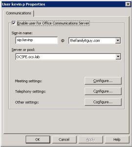configure_tel_settings